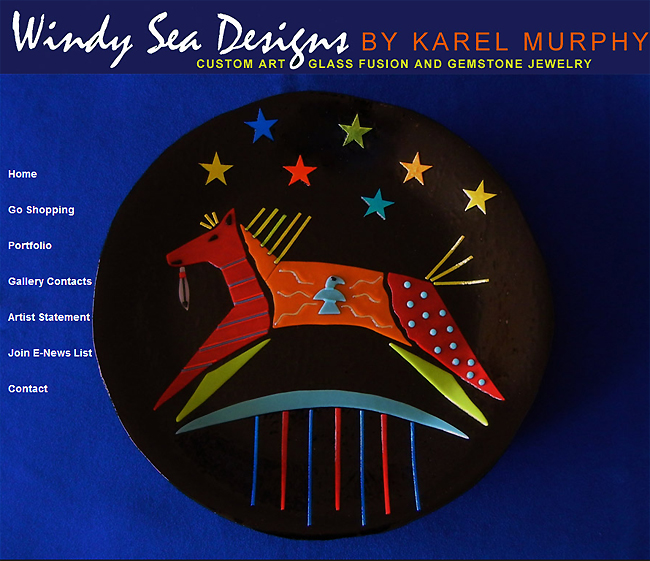 Windy Sea Designs by Karel Murphy