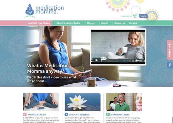 Meditation Momma