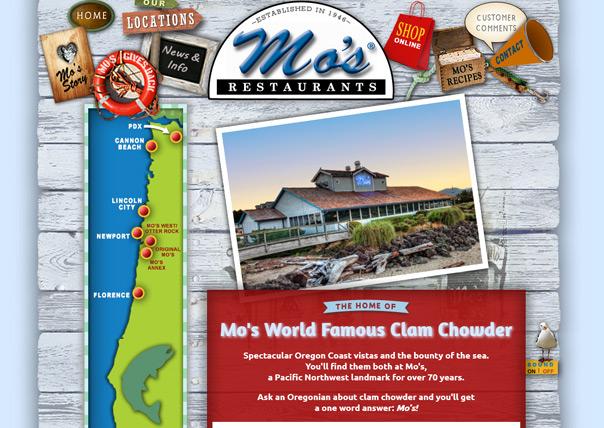 Mo's Chowder